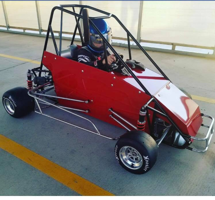 Message, Parts for a quarter midget car confirm. join