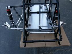 Quarter Midget Front Axle 9